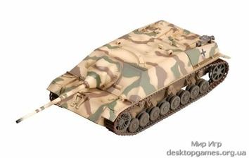 Коллекционная модель САУ Jagdpanzer IV