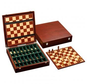 Шахматный сет  Exclusive  клетка Philos 2504