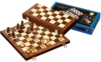 Шахматы  магнитные Philos 2614