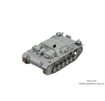 Коллекционная модель САУ Штуг III Ausf C/D