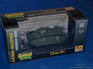 Коллекционная модель В1 Char