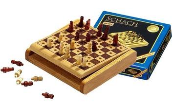 Шахматы  мини Philos 2707