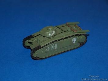 Коллекционная модель В1 Char - фото 2