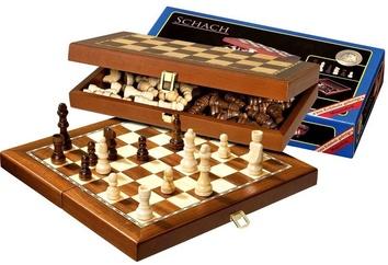 Шахматы дорожные,  магнитные Philos 2712