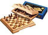 Шахматы дорожные,  магнитные Philos 2716