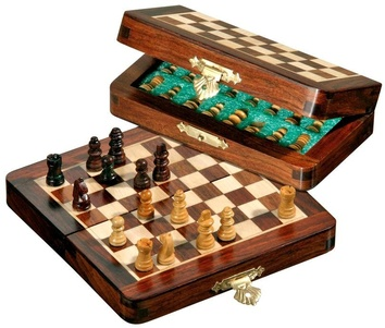 Шахматы дорожные  мини  магнитные Philos 2719