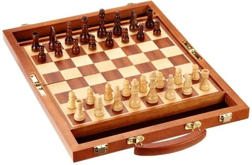 Шахматы  Belgrad  магнитные Philos 2730