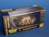 Собранная коллекционная модель САУ Jagdpanther