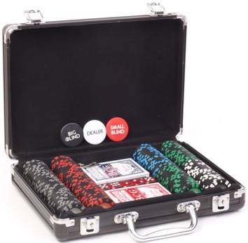 Покерный набор Valentino 200