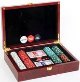 Покерный набор Premium LUX 200