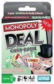 Монополия Deal - Карточная игра (укр)