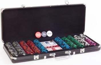 Покерный набор VIP 500