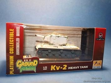 КВ-2 танк Русской армии