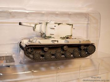КВ-2 танк Русской армии - фото 2