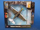 Собранная модель самолета P-39Q