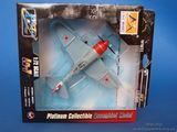 Коллекционная модель самолета Ла-7