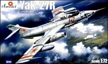 Яковлев Як-27Р