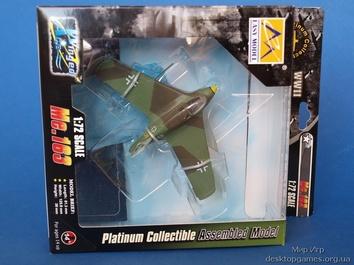 Стендовая модель самолета Мессершмитт Ме.163 Комета