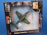 Стендовая модель самолета Хейнкель He-162