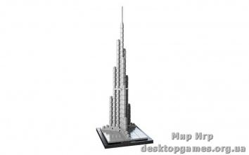 Lego  Бурдж Халифа Architecture 21008