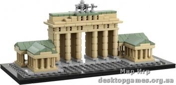 Lego Бранденбургские ворота Architecture 21011