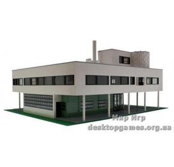 Lego Вилла Савой Architecture 21014