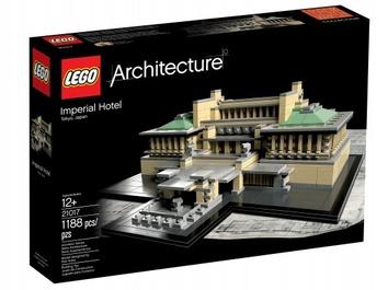 Lego Императорский Отель  Architecture