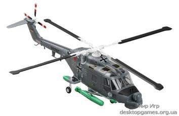 Стендовая модель вертолета Lynx Mk.88