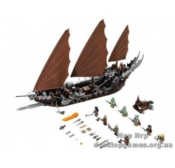 Lego Атака на пиратский корабль the Lord of the Rings 79008