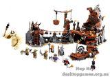 Lego « Битва с королём гоблинов» The Hobbit 79010
