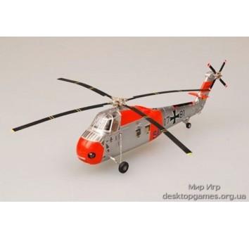 Коллекционная модель вертолета Сикорский H-34 CHOCTAW
