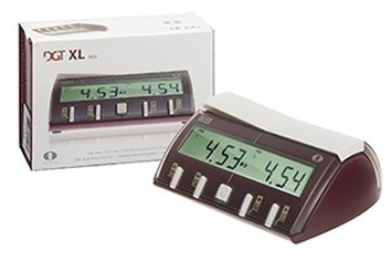 Шахматные часы DGT XL