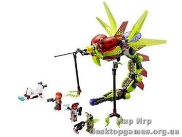Lego «Инсектоид - захватчик» Galaxy Squad 70702
