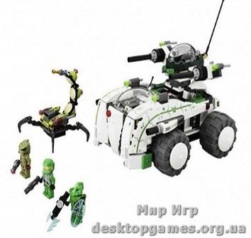 Lego «Уничтожитель инсектоидов» Galaxy Squad 70704