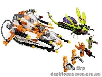 Lego «Охотник за инсектоидами» Galaxy Squad 70705