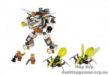 Lego Механический истребитель CLS-89 Galaxy Squad 70707