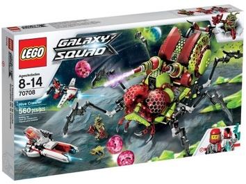 Lego Паук-Инсектоид Galaxy Squad