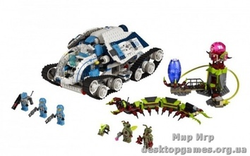 Lego Галактический Титан Galaxy Squad 70709