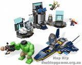 "Lego ""Побег Халка"" Lego Super Heroes"
