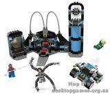Lego Человек-паук против Доктора Осьминога 6873