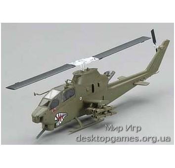 Коллекционная модель вертолета AH-1F-German
