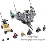 Lego Битва за Смолвиль Super Heroes 76003