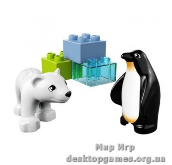 Lego Друзья в зоопарке Duplo 10501