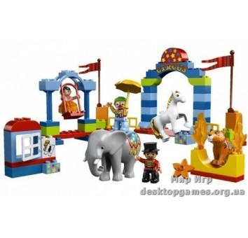Lego «Большой цирк» Duplo 10504