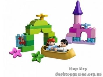 Lego «Волшебная лодочка Ариэль» Duplo 10516