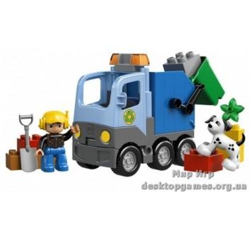 Lego «Мусоровоз» Duplo 10519