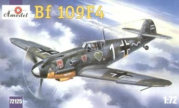 Мессершмитт Bf-109F4