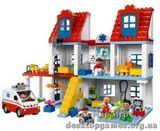 Lego «Большая городская больница» Duplo 5795