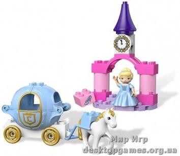 Lego 6153 Карета Золушки Duplo 6153