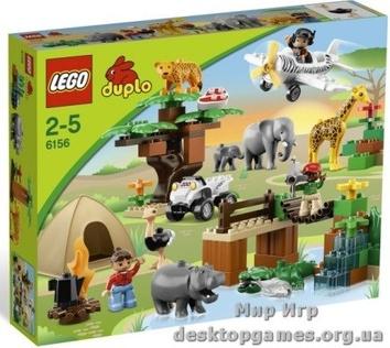 Lego Фотосафари Duplo 6156